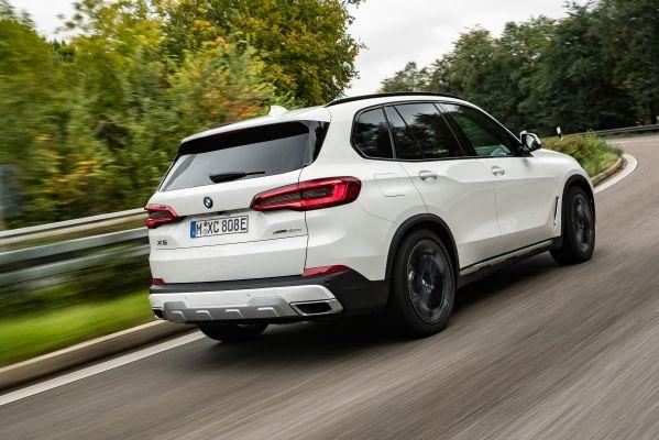 BMW X5 xDrive45e Plug-In Electric Vehicle - Electric ...