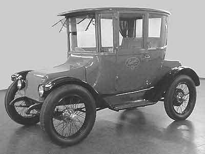 Anderson Automotive Group >> Detroit Electric Vehicles Anderson Carriage