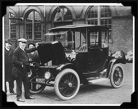 History of Electric Cars Electric Vehicles News